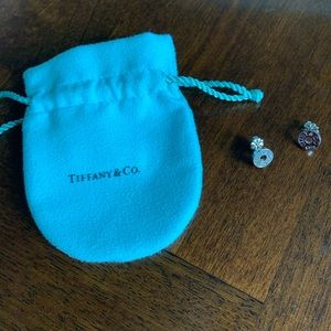 Tiffany 1837 collection earrings